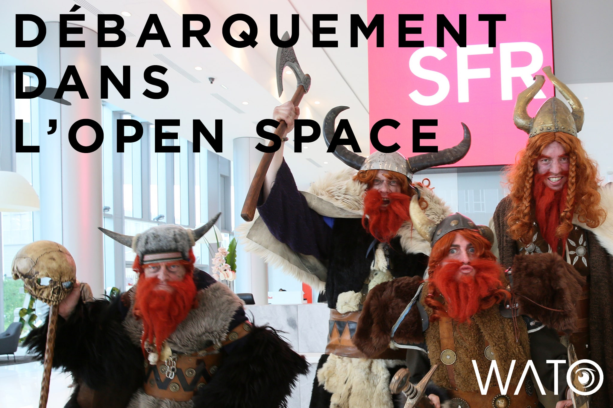 invitation open-space