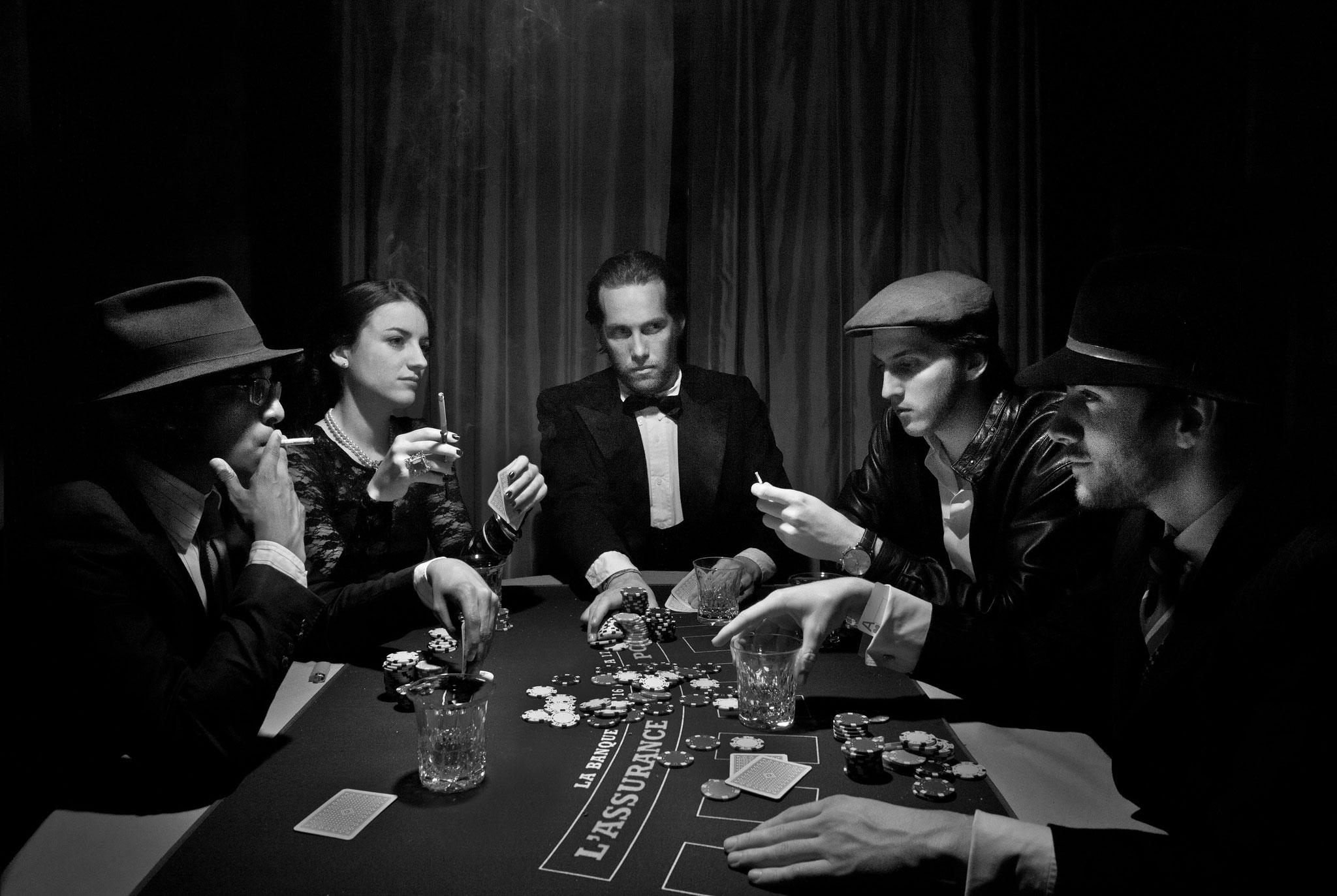 WATO : Teaser immersif au sein de la mafia italienne – Cosa Nostra Dinner
