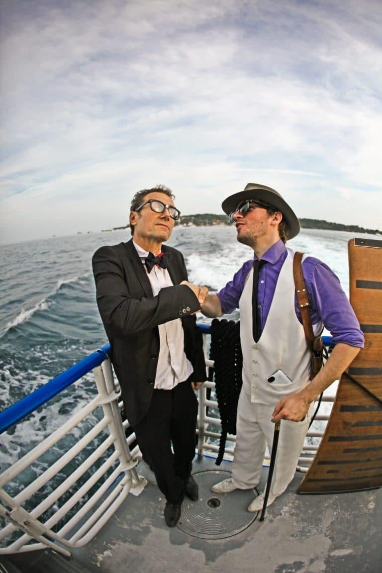 eric weinberg acteur bateau cannes
