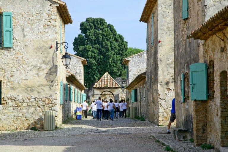 incentive fort de l ile sainte marguerite cannes