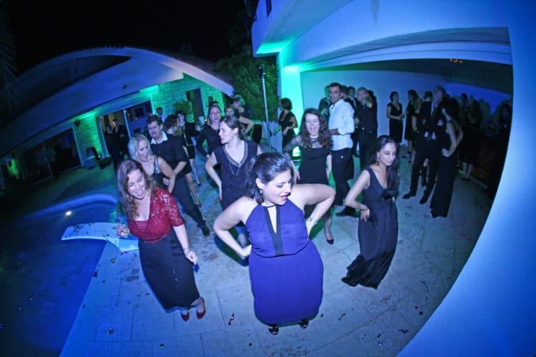 soiree dansante villa oxygene vallauris cannes evenementiel