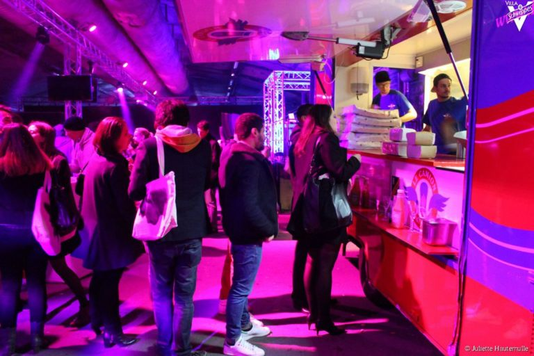 traiteur food truck drinks bose live in the cube agence wato we are the oracle evenementiel events