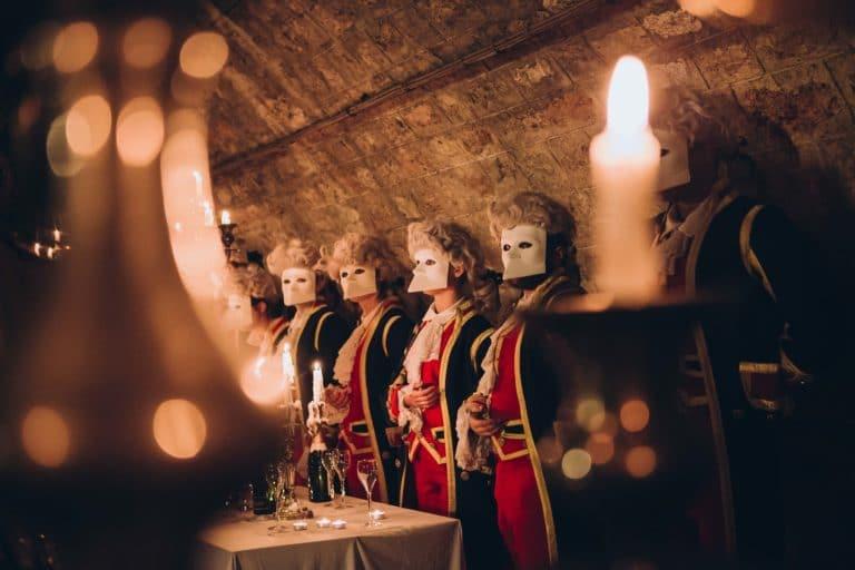 laquais louis xv costumes venitien tournage voute richard lenoir venise sour paris agence WATO we are the oracle