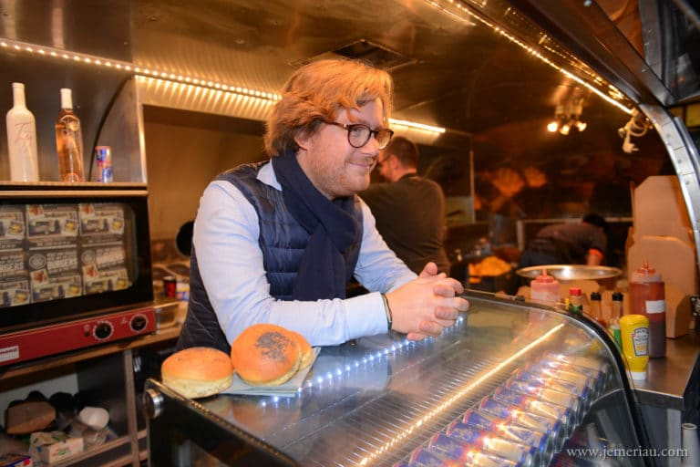 eat the road food truck traiteur food drinks loft paolo calia les frigos agence wato we are the oracle evenementiel event