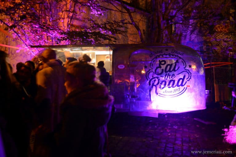 eat the road food truck traiteur food drinks loft paolo calia les frigos agence wato we are the oracle evenementiel events