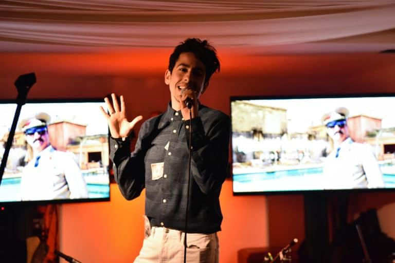 musique traditionnelle oriental mange debout tapis loft piscine paris 15 loft ps one paris france soiree de lancement de produit serie kaboul kitchen saison 3 wato events