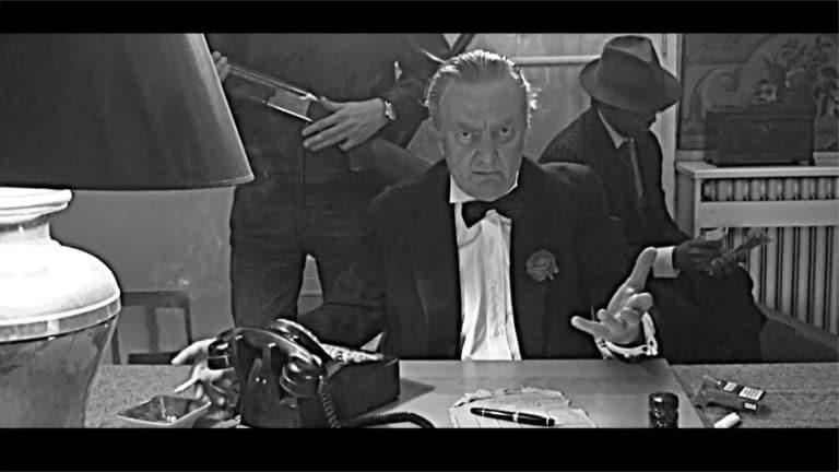 Cyrille Jubert acteur chef mafia teaser vidéo production vidéo theme mafia italienne Cosa Nostra agence wato we are the oracle evenementiel event