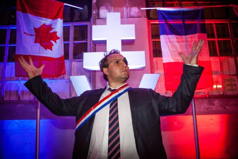 2GM Croix de Lorraine Abri Lefebvre abri anti atomique paris 15 e arrondissement France soirée exceptionnelle Victorious Shelter agence wato we are the oracle evenementiel events