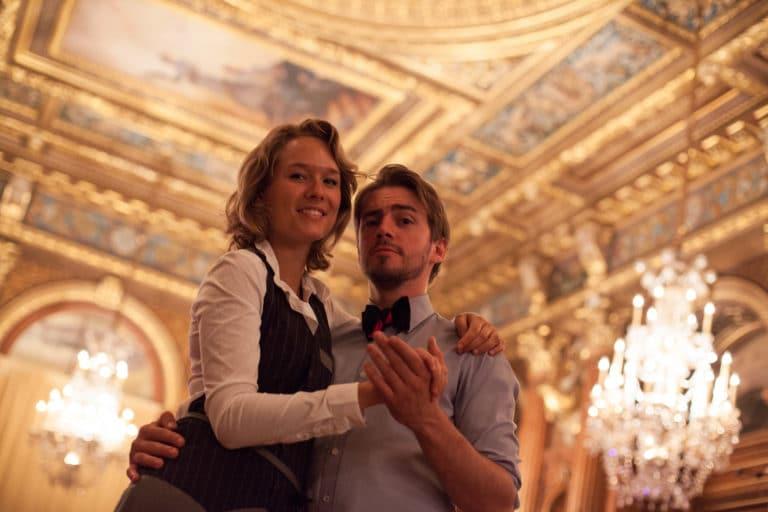 Foulques Jubert Iris de Rode salon Hotel de ville de Paris France diner volants My Little Paris x Mairie de Paris agence wato we are the oracle evenementiel event