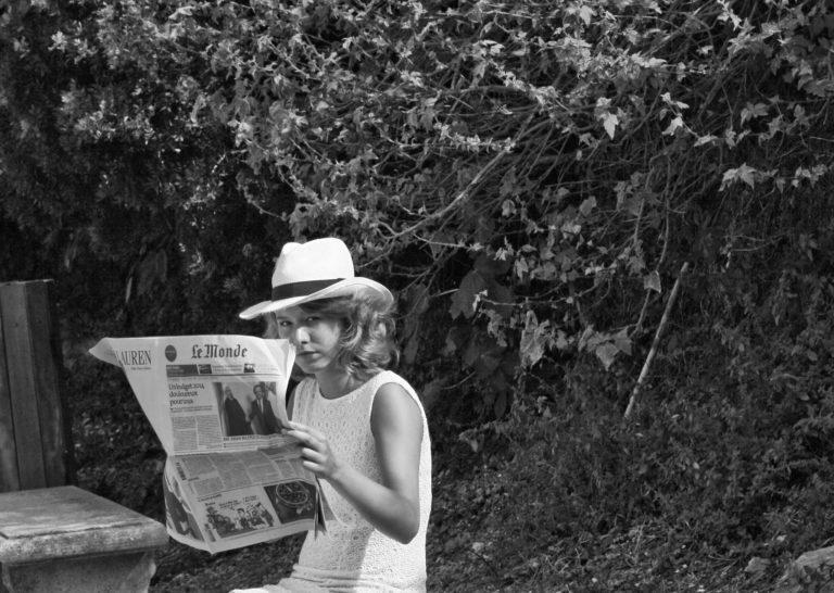 Iris de Rode seminaire immersif seminaire exceptionnel Villa Oxygene Vallauris villa piscine Cannes toit arrondi Nuxe agence wato we are the oracle evenementiel events