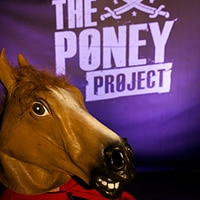 A launch party : The Poney Project