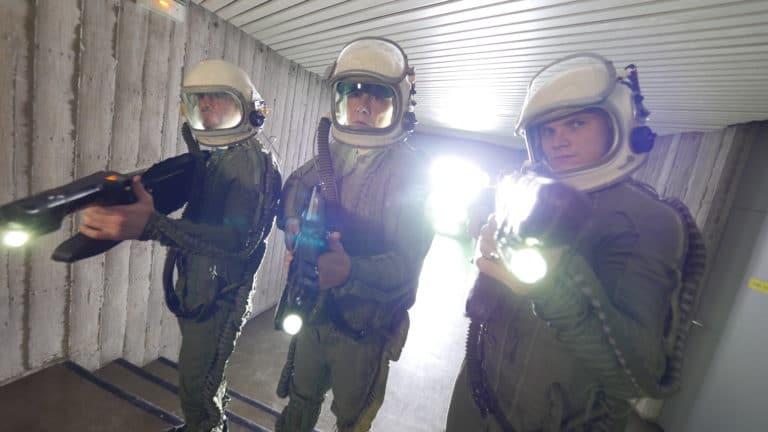 astronautes cosmonautes keytar siege du parti commniste francais paris france joachim garraud teaser zemixx 600 agence wato we are the oracle evenementiel events