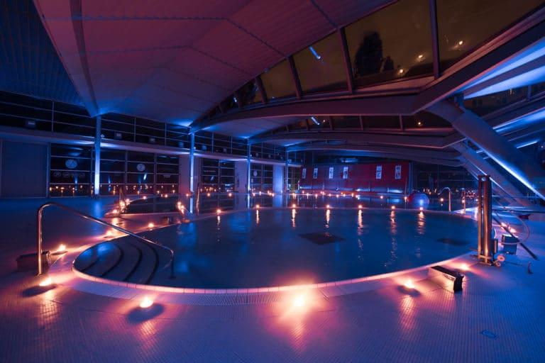 bougies piscine pailleron espace sportif pailleron paris france teaser underwater 3 agence wato we are the oracle evenementiel event