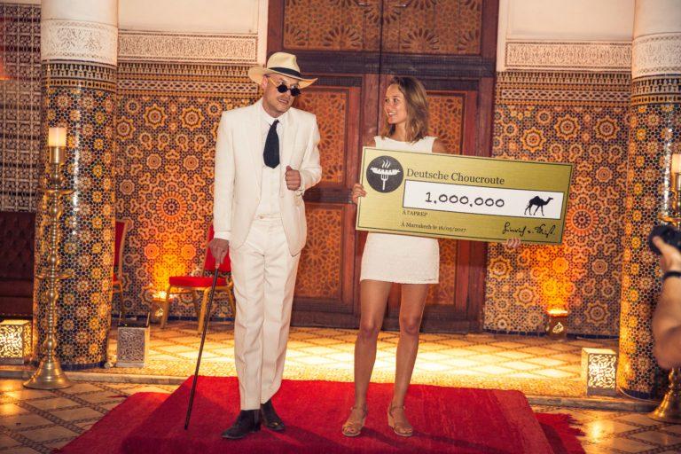cheque-geant-evenementiel-palais-soleiman-organisation-seminaire-a-marrakech-wato