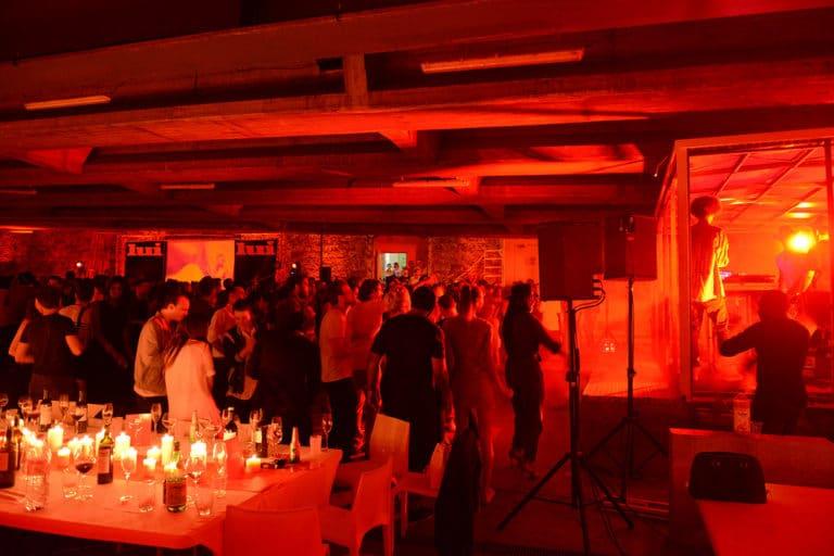 concert privé rappeur français joeystarr Magazine Lui soirée coporate diner exceptionnel port morland canal seine paris france protection civile agence wato we are the oracle evenementiel events