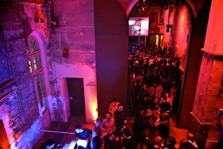 couvent porte interieure theme paranormal cafe a ancien couvent des recollets evenement insolite amazon thriller party agence wato we are the oracle evenementiel events