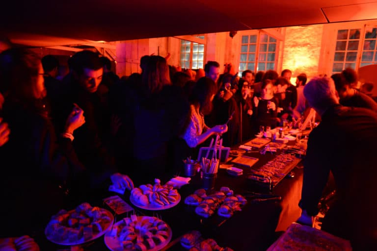 dracula buffets traiteur evenementiel theme paranormal cafe a ancien couvent des recollets evenement insolite amazon thriller party agence wato we are the oracle evenementiel event
