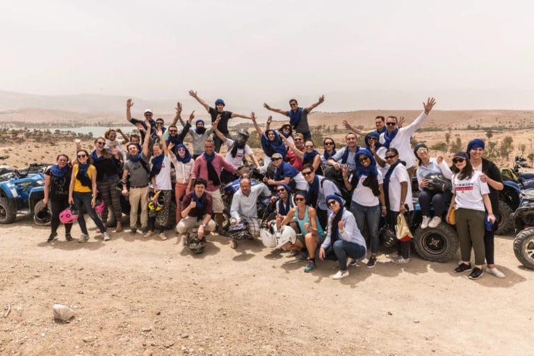excursion-quad-dans-le-désert-organisation-seminaire-marrakech-wato-paris