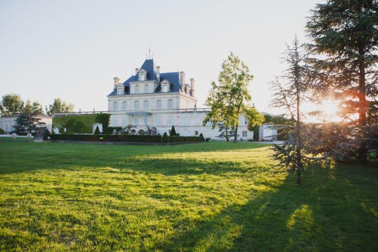 parc végetation chatteau de barreyres canopée castel dîner de prestige chateau Barreyres haut-médoc france groupe castelagence wato we are the oracle evenementiel events