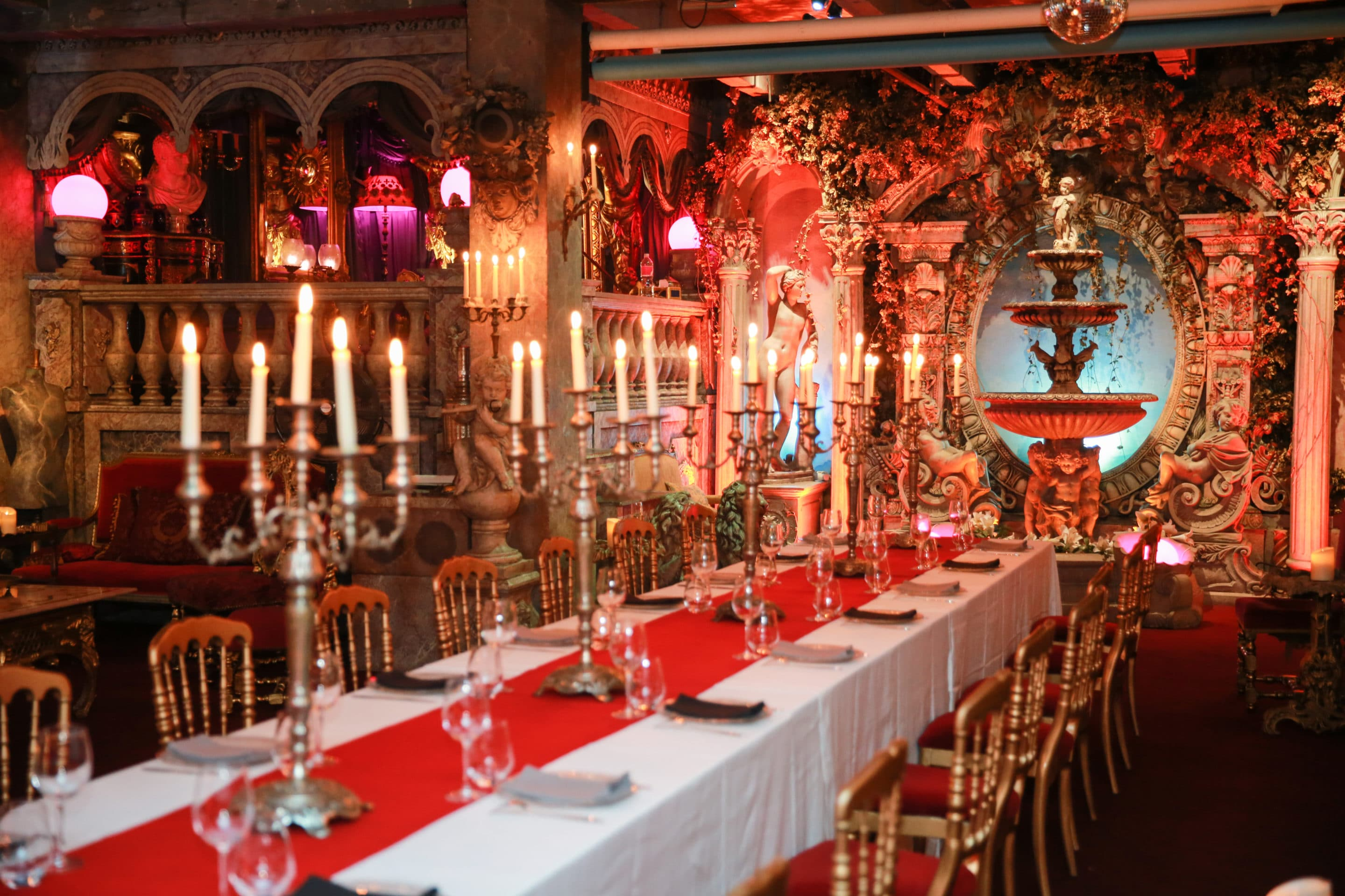 Private dinner : The Mad Birthday
