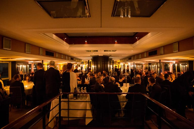 diner de gala paquebot titanic paris france evenement sur mesure gala annuel les clefs d or  association agence wato we are the oracle evenementiel events