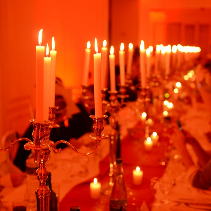 Private Dinner : The Wild Ball