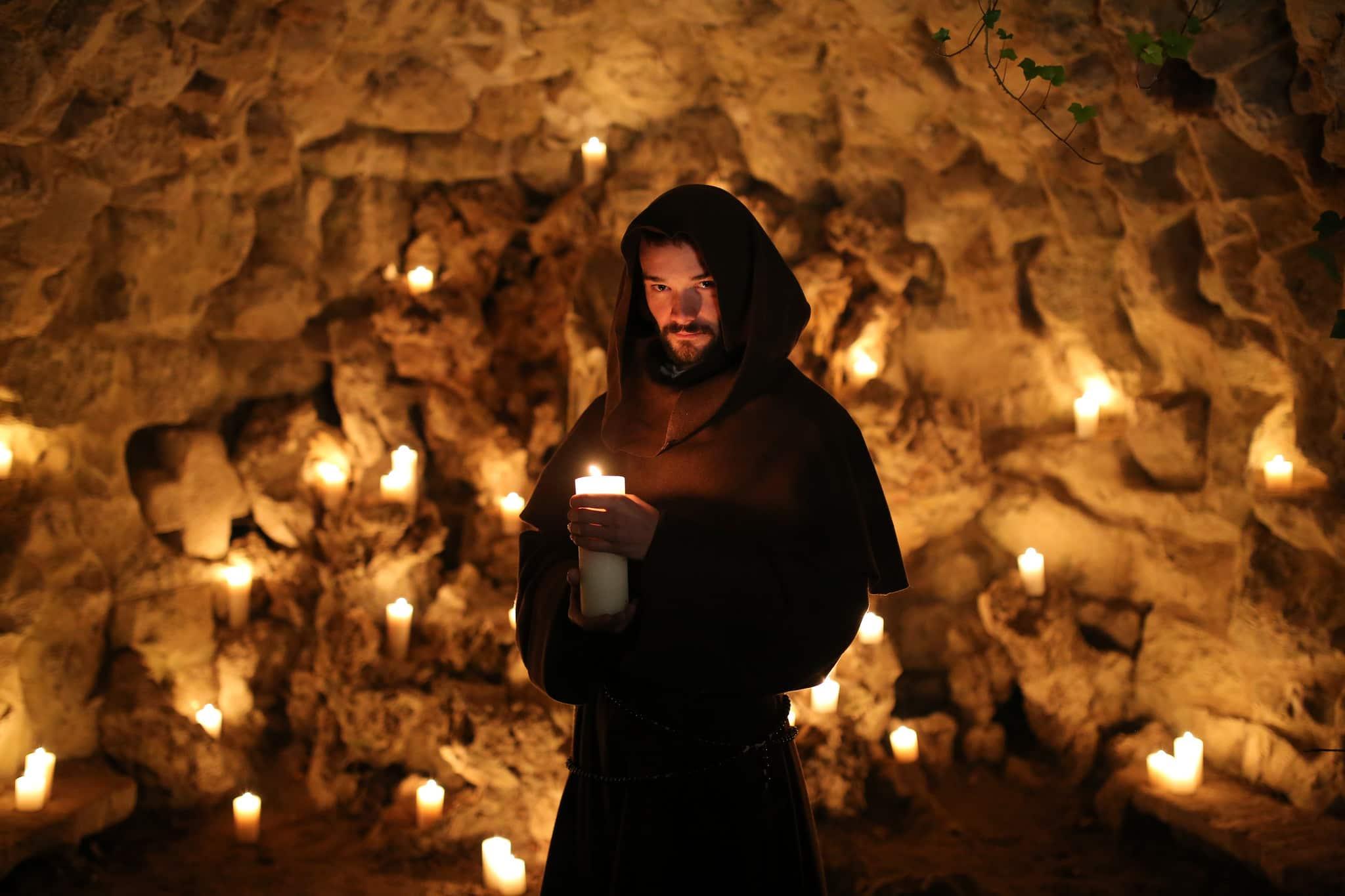 WATO The last Monastery: Teaser thème Le nom de la rose