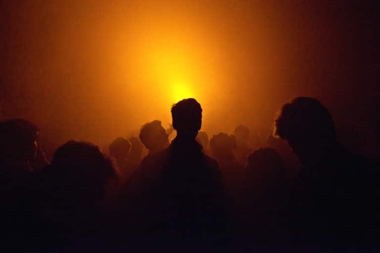dancefloor soirée dansante exploration urbaine carrière de brimborion urbex meudon soirée publique WATO The Hidden Temple agence wato we are the oracle evenementiel events