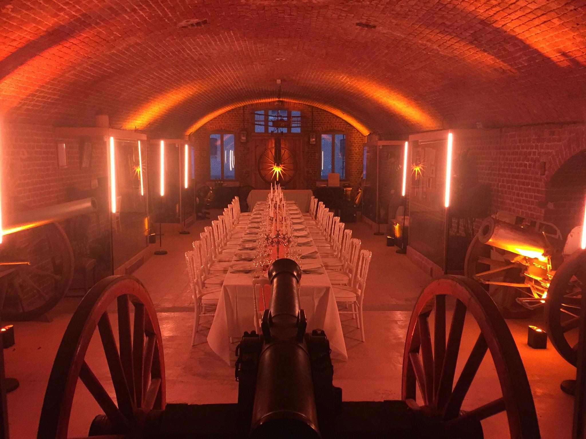 leboncoin : Diner immersif thème militaire à Lille