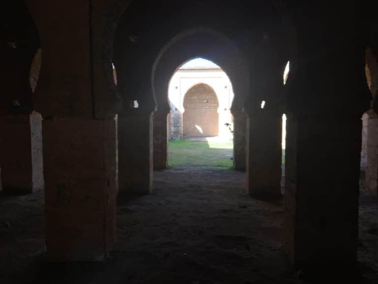ancienne mosquee el jadida maroc