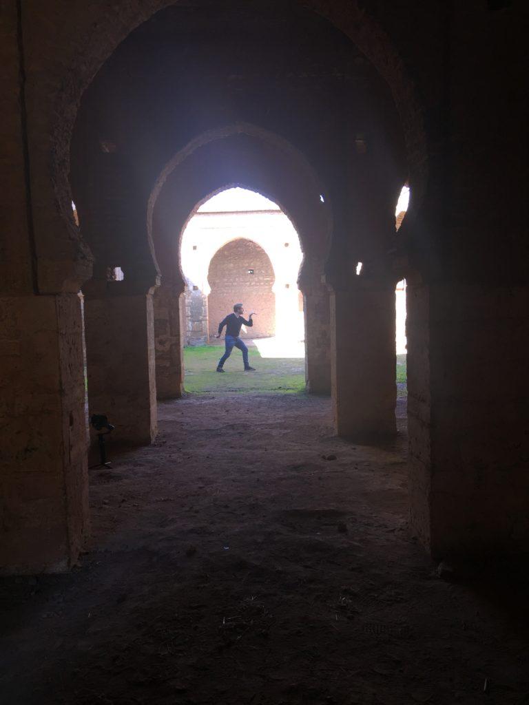 foulques jubert kasbah boulaouane el jadida maroc