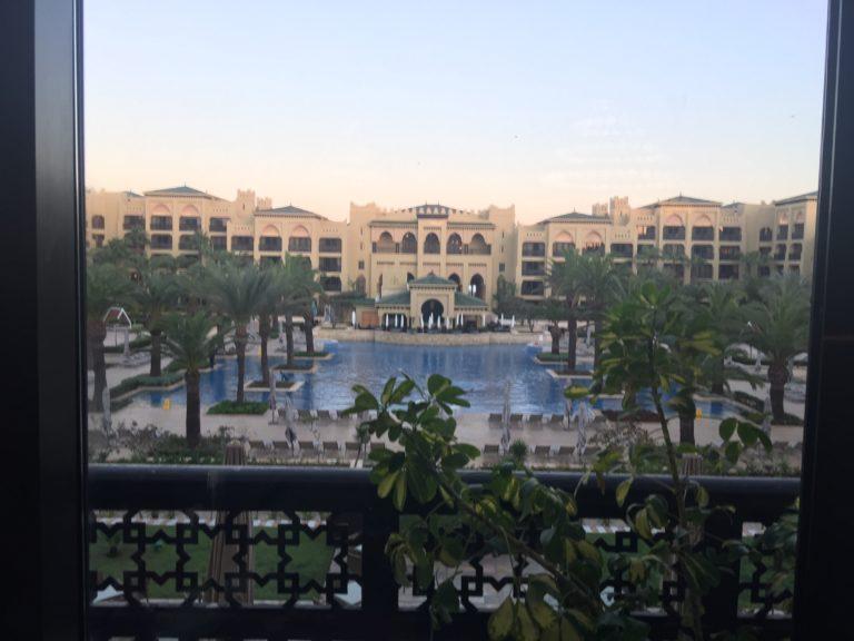 hotel el mazagan el jadida maroc vue piscine