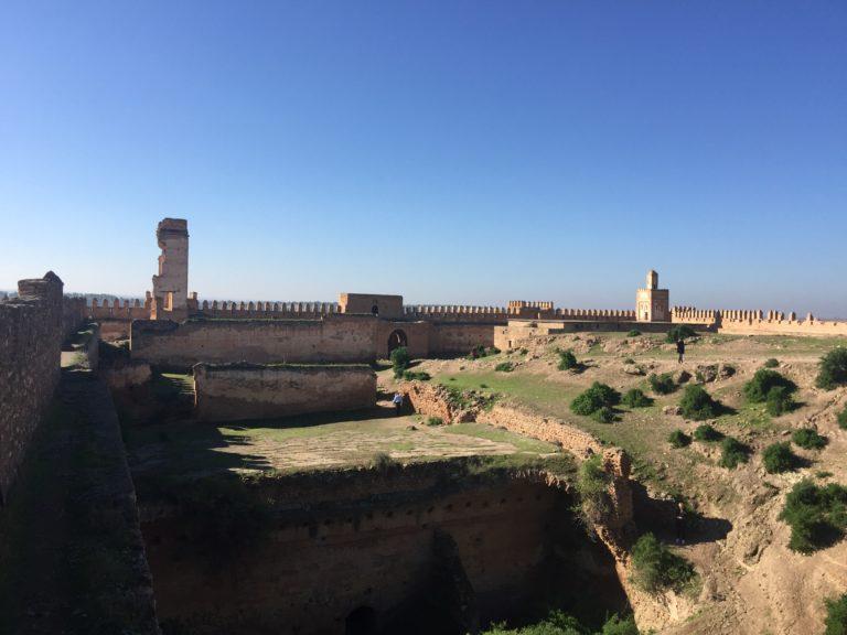kasbah boulaouane remparts forteresse el jadida maroc