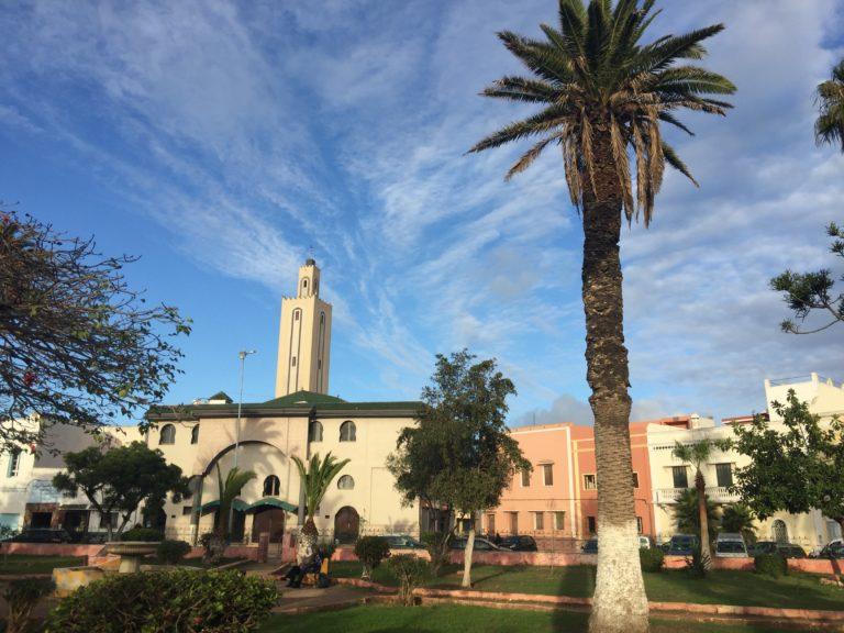 minaret el jadida maroc