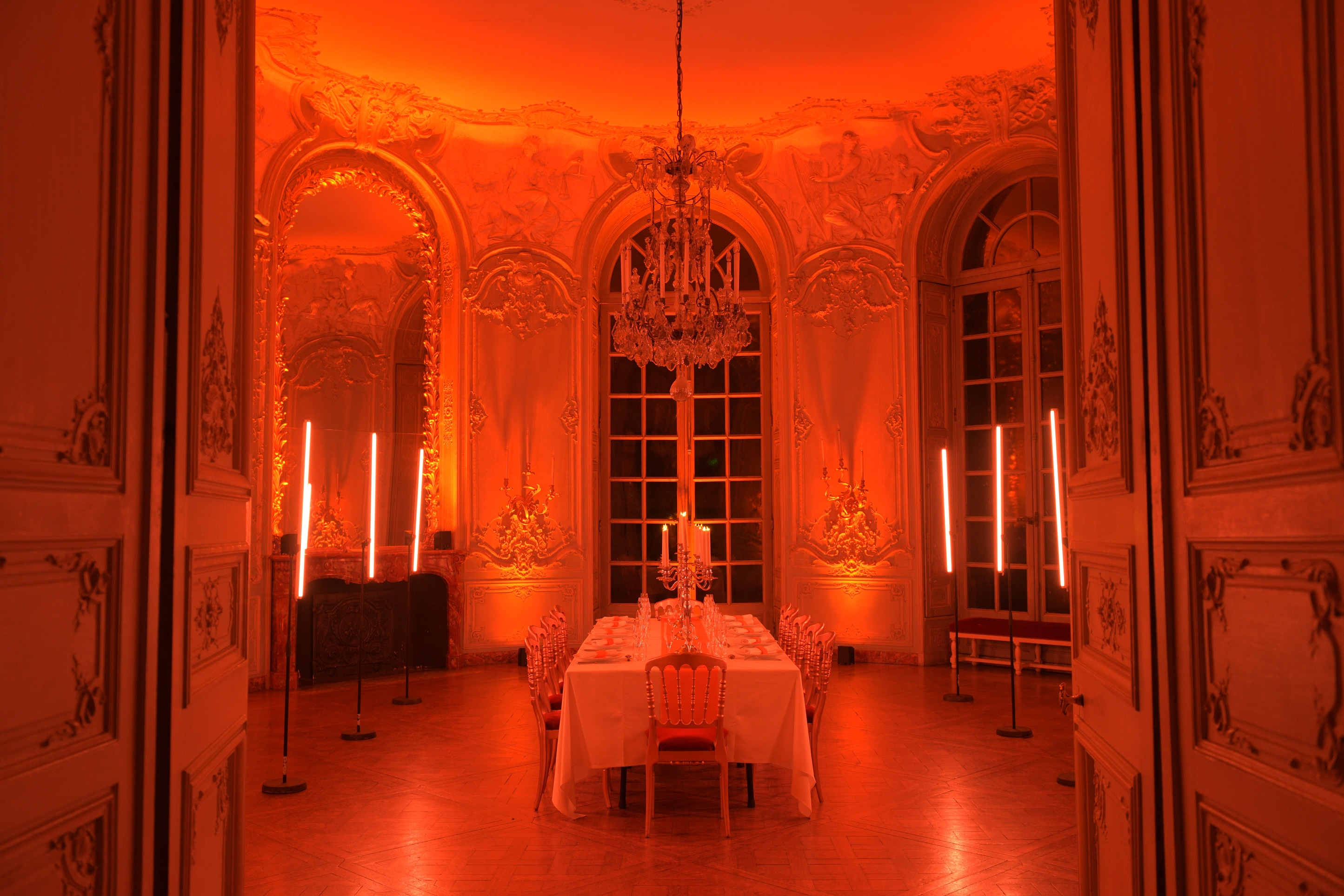 leboncoin : Dîner privé dans un hôtel particulier à Paris