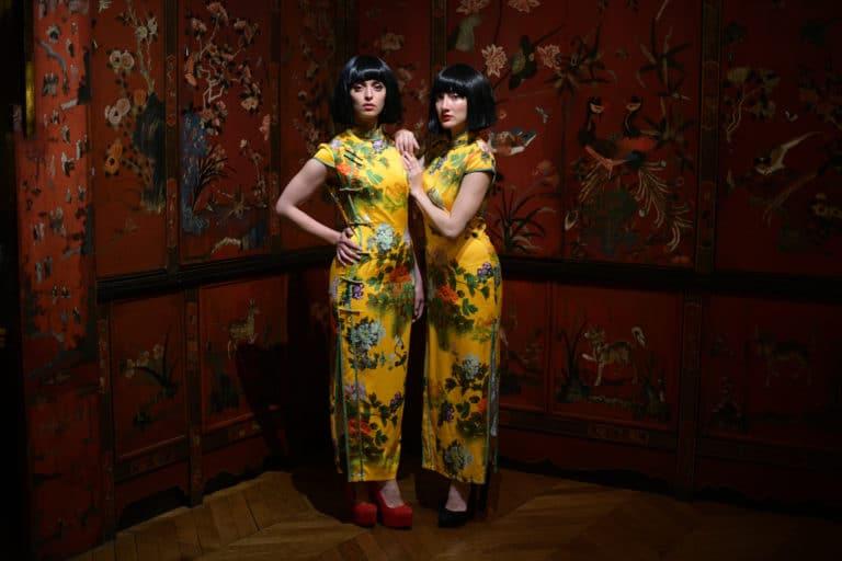 actrices japonaises asiatiques evenement sur mesure hotel particulier pagode chinoise scenographie paris chine france agence wato we are the oracle evenementiel events