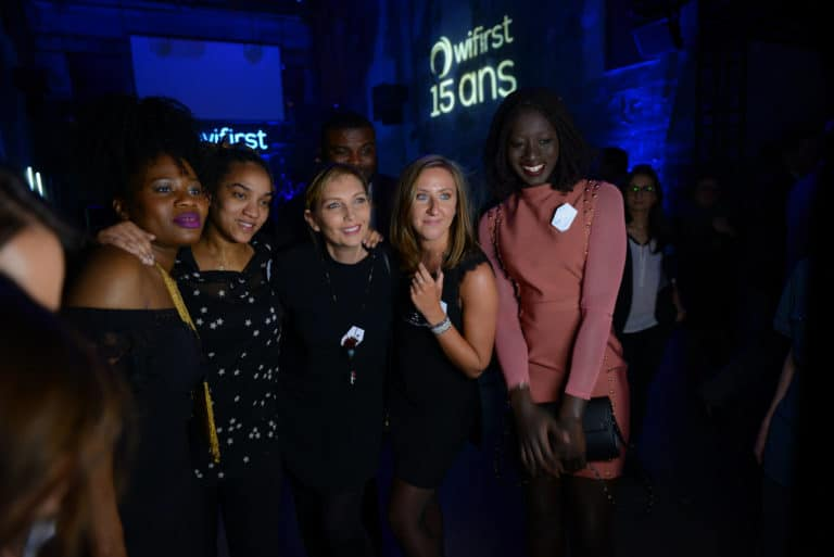 invitees 15 ans wifirst cafe A lieu atypique paris soiree corporate futuriste evenement sur mesure bollore odysee connectee wifirst agence wato we are the oracle evenementiel events