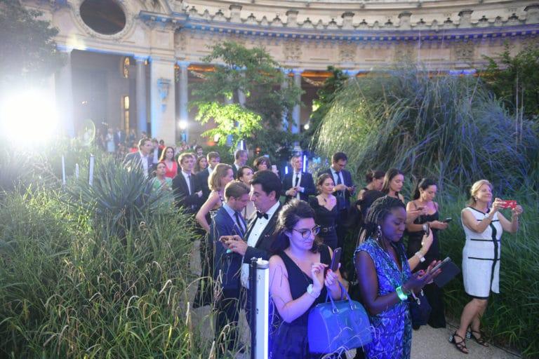 invites vip tao prestige conciergerie de luxe 10 ans jardin petit palais paris france agence wato we are the oracle evenementiel event