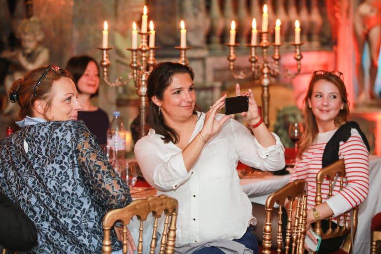 loft baroque kitch sur mesure experience immersive lieu mysterieux paris france agence 4 people client leboncoin agence wato we are the oracle evenementiel events