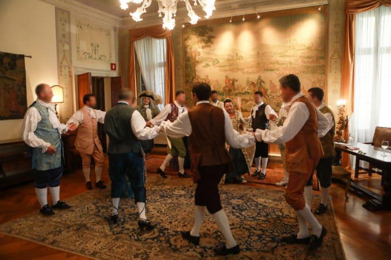 seminaire-venise-danse-traditionnelle-palazzo-marine-venise