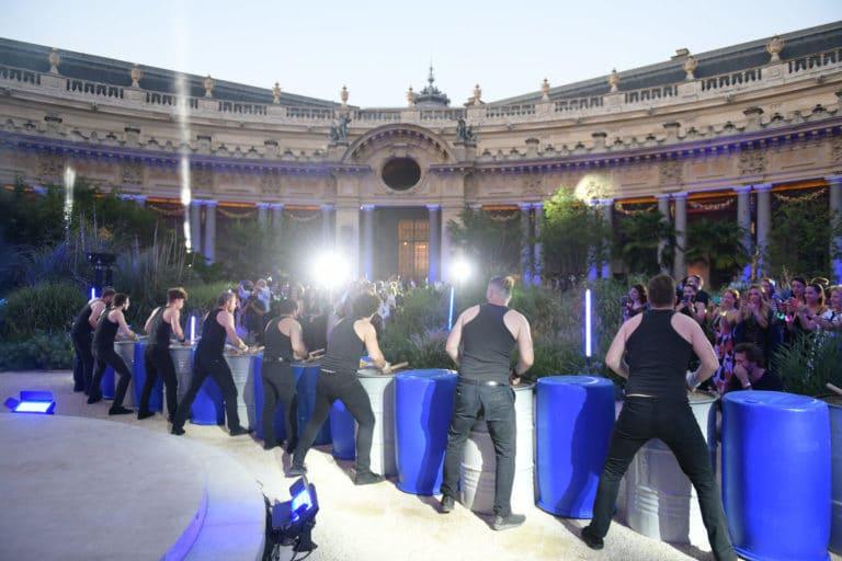 tambours-du-bronx-musiciens-insolite-tao-prestige-conciergerie-de-luxe-10-ans-jardin-petit-palais-paris-france-agence-wato-we-are-the-oracle-evenementiel-event