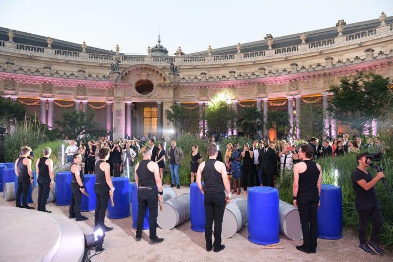 draconis musiciens tao prestige conciergerie de luxe 10 ans jardin petit palais paris france agence wato we are the oracle evenementiel event