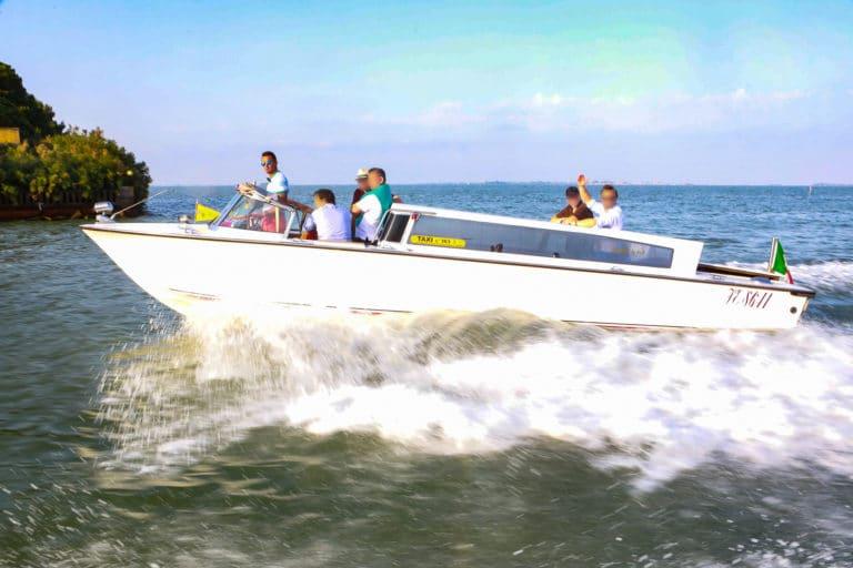 taxi-venitien-lagune-seminaire-venise