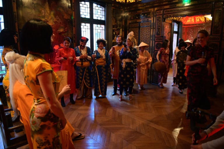 vieux sage japonais event sur mesure hotel particulier pagode chinoise colombine jubert paris chine france agence wato we are the oracle evenementiel event