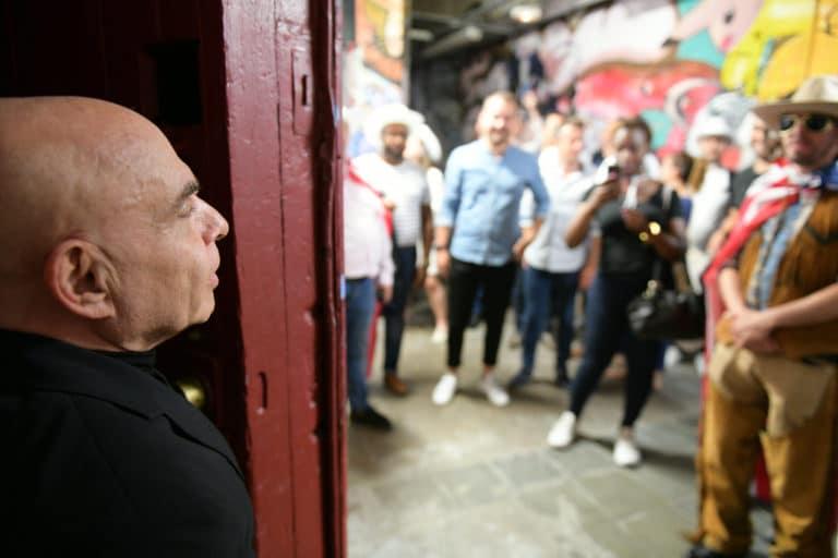 Paolo Calia artiste italien loft baroque paolo calia paris 19e arrondissement france diner leboncoin thème usa américain agence wato we are the oracle evenementiel events