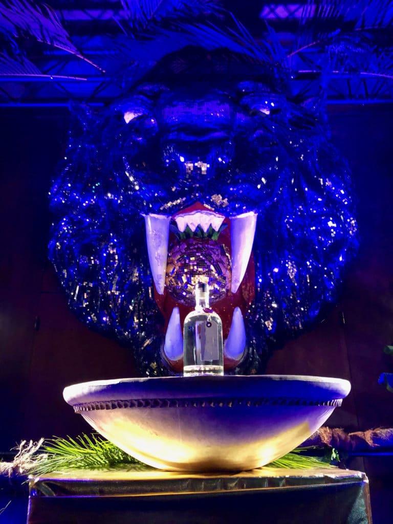 activation chivas whisky palais de la porte doree the family the phoenix temple theme jungle evenement sur mesure agence wato we are the oracle evenementiel events