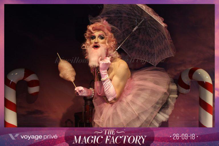 agence-wato-evenementielle-paris-soirée-corporate-voyage-privé-the-magic-factory-bonbons-sucette-jeux-poney-boule-clown-joie-ballons-chamboule-tout-barbe-à-papa-champagne-photocall-discours-1