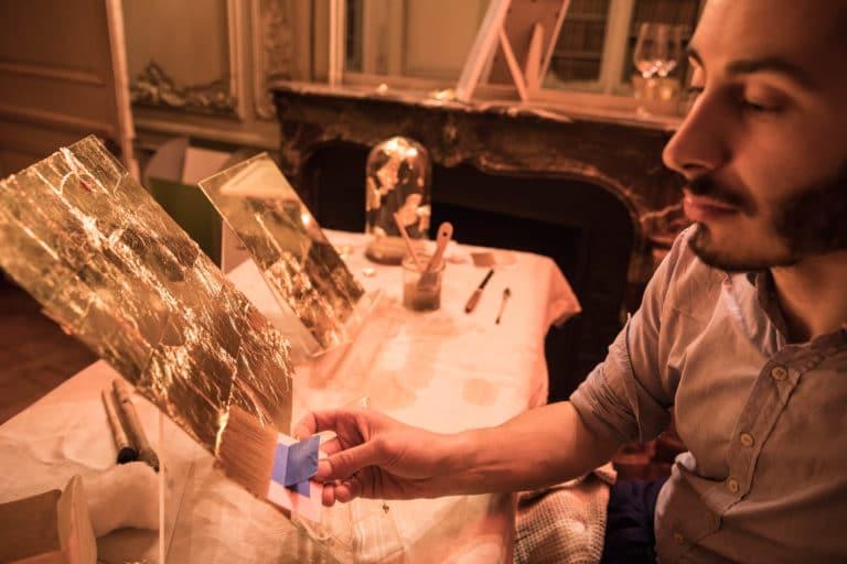 doreur de verre or hotel particulier de soubise archives nationales paris france evenements sur mesure evenements d exception AG2R agence wato we are the oracle evenementiel