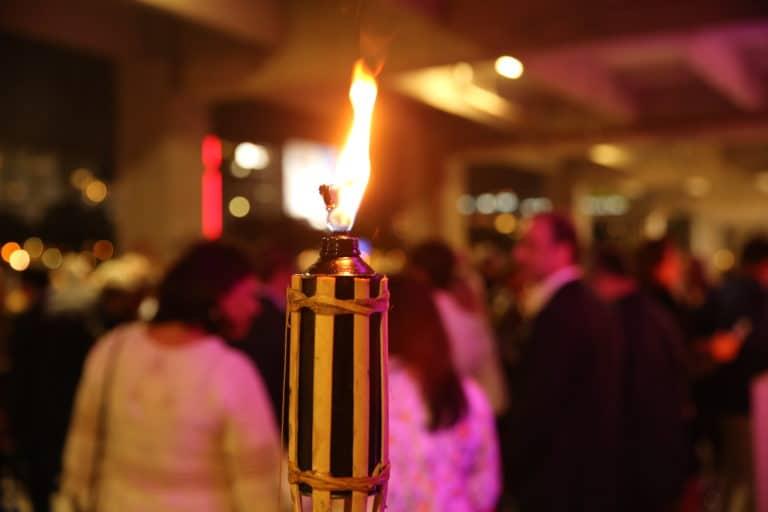 flambeau flame grand rivage cité de la mode et du design paris France 10 ans Voyage Privé agence wato we are the oracle evenementiel event