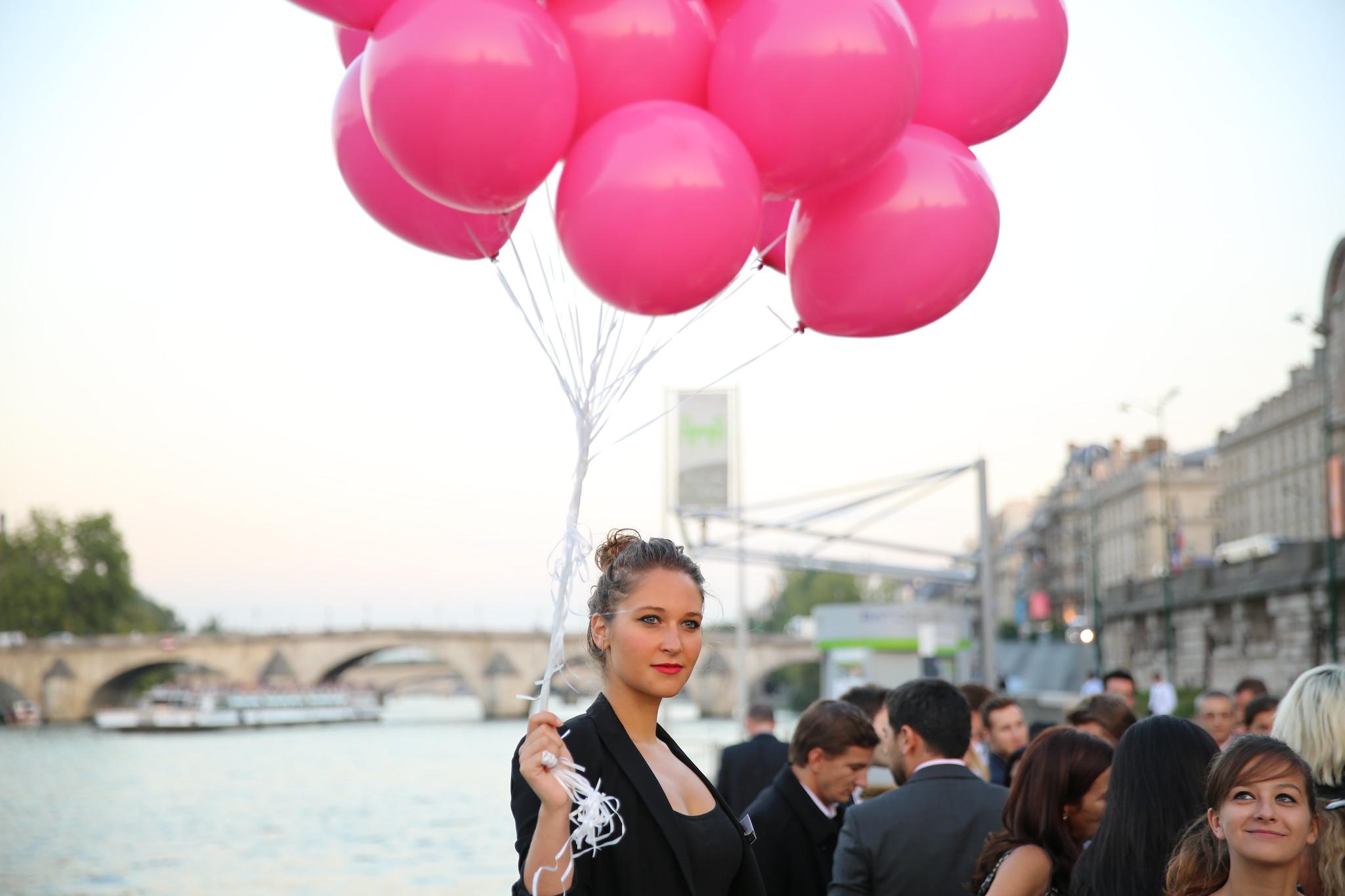 Voyage Privé's 10th anniversary party : Secret Night in Paris